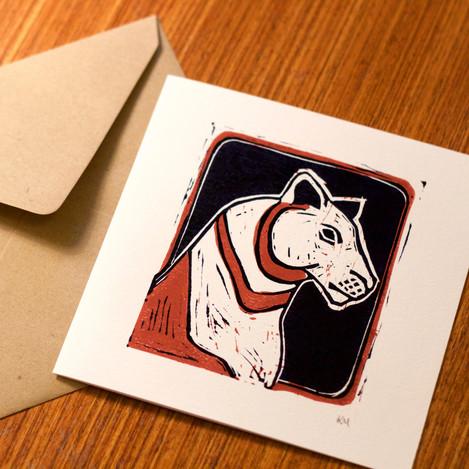 Tiger-Lion Card