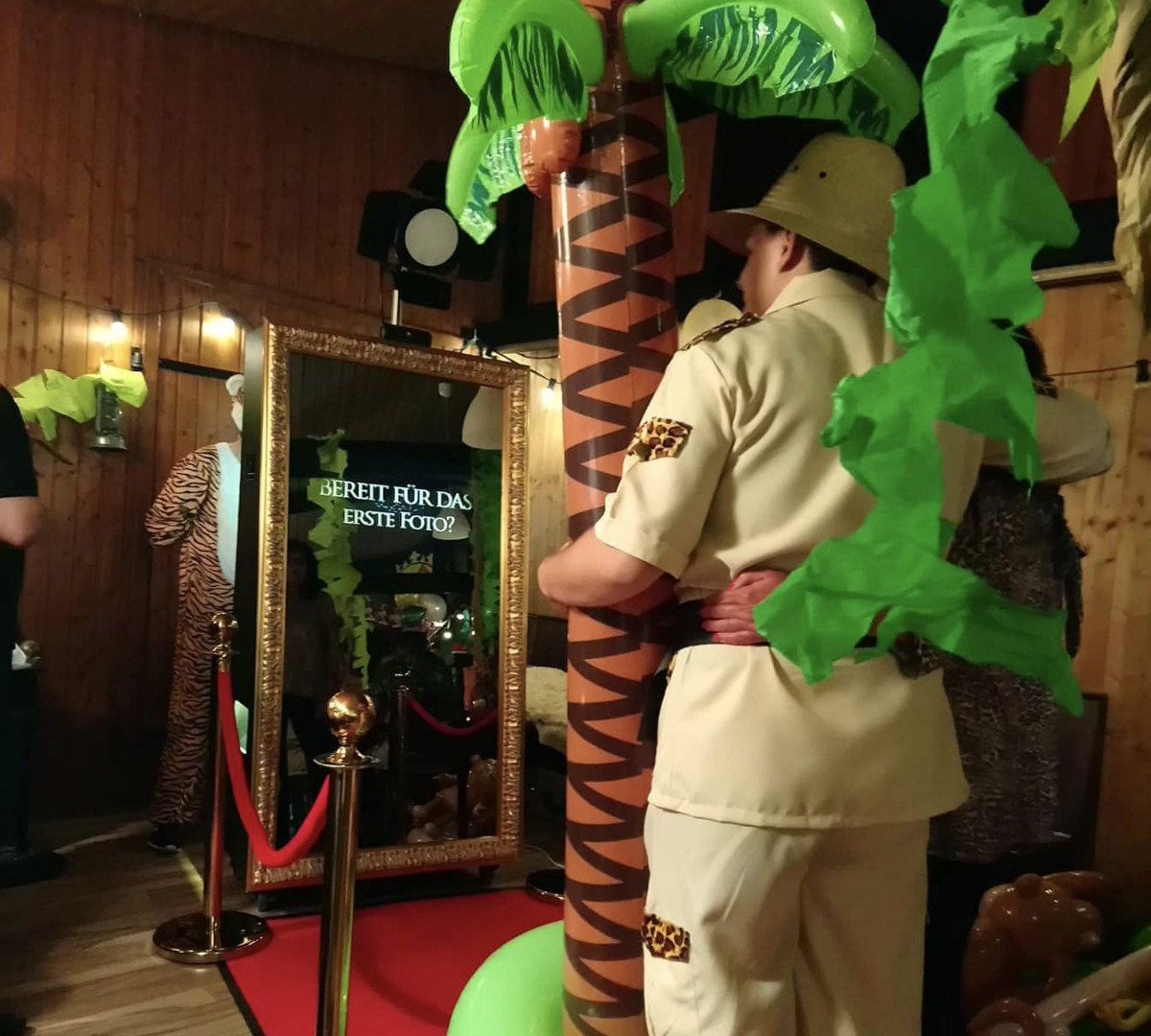 Dschungel Party Fun