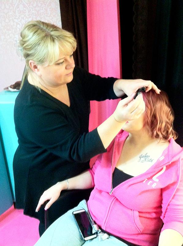 Make Up Shannon