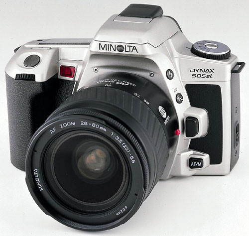 Minolta Dynax 505si