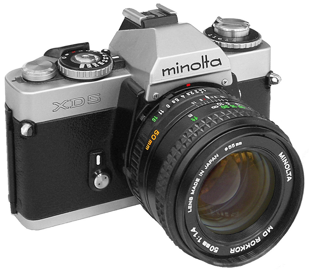 Minolta XD 5