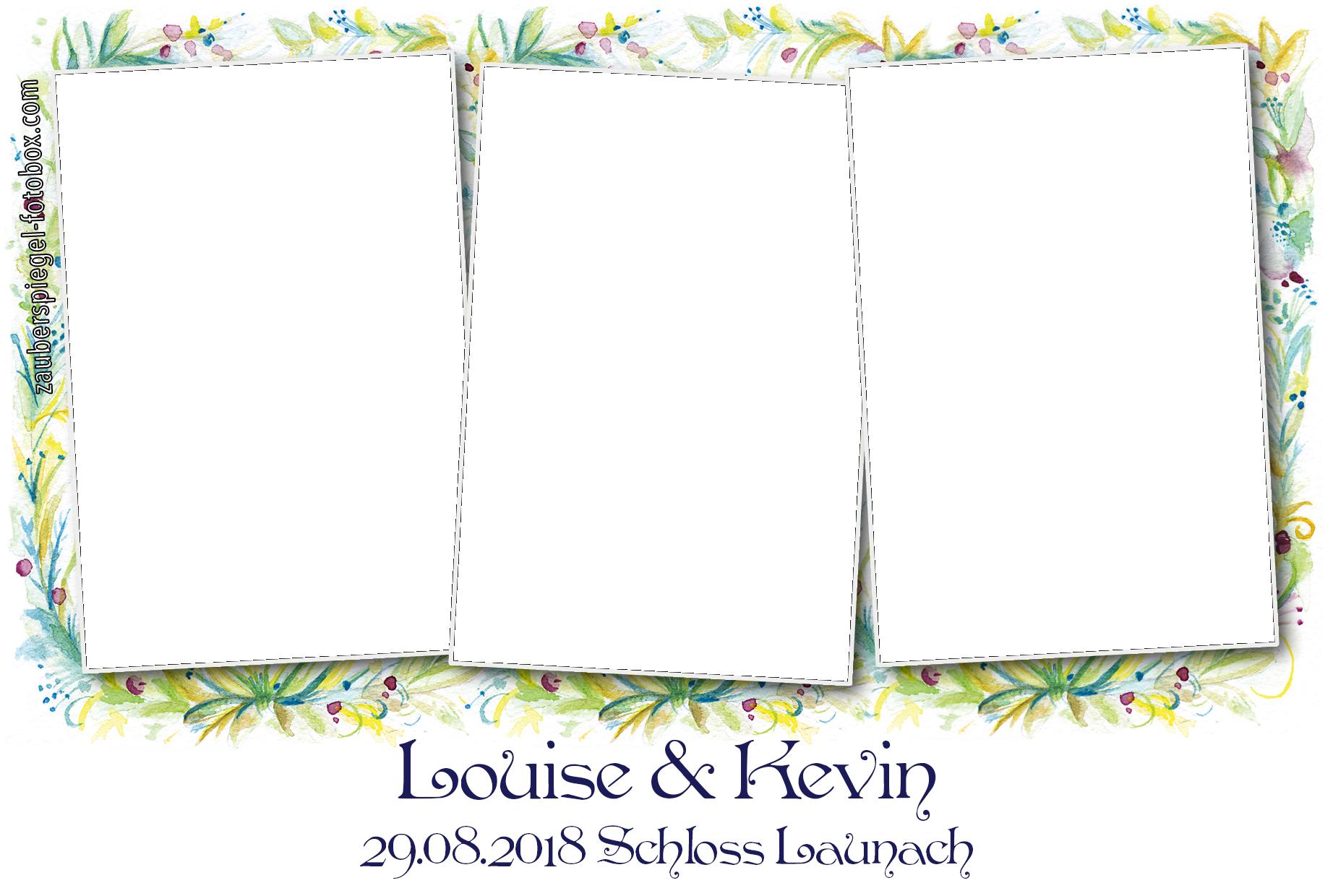 Louise und Kevin