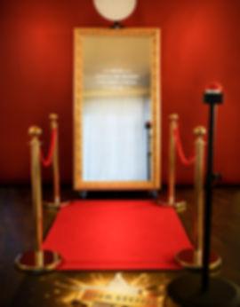 Der Zauberspiegel - Hessens magischste Fotobooth