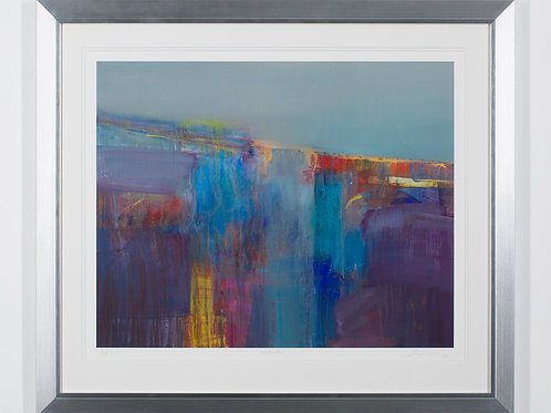 Waterfall, Framed Giclée, Edition of 15