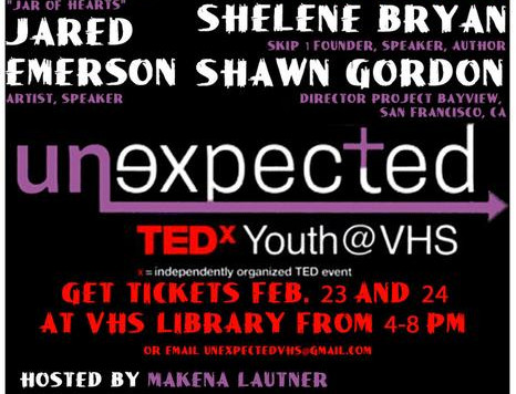 """BLEU TO PERFORM """"FREE FALLING"""" AND JASON ALDEANCOVER AT TEDX EVENT HOSTED BY MAKENA LAUTN"""
