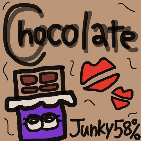 ジャンキー58% / chocolate
