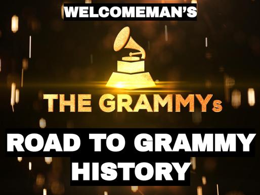 #3 HISTORY / グラミー賞が生まれるきっかけとなった「Hollywood Walk of Fame」について!