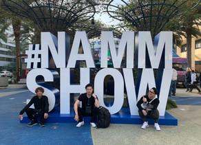 NAMM SHOW 2019 REPORT