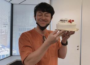 誕生日を迎えました〜!