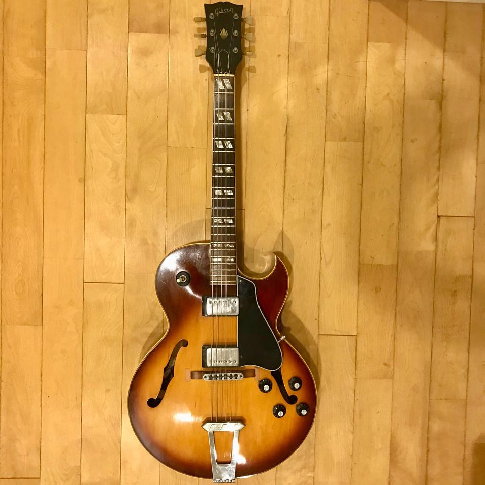 5)Gibson175 1970年代