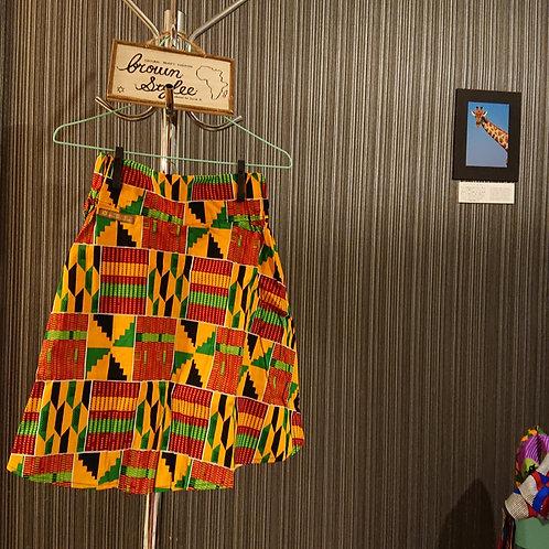 mini skirt C
