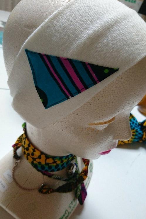 point cross hairband / Sista-k