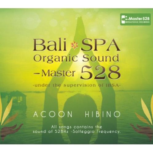 BaliSpa Organic Sound-master528