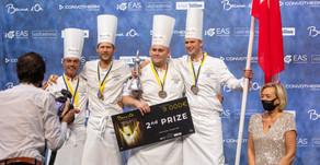 Danmark vinder sølv ved Bocuse d'Or Europe i Tallinn