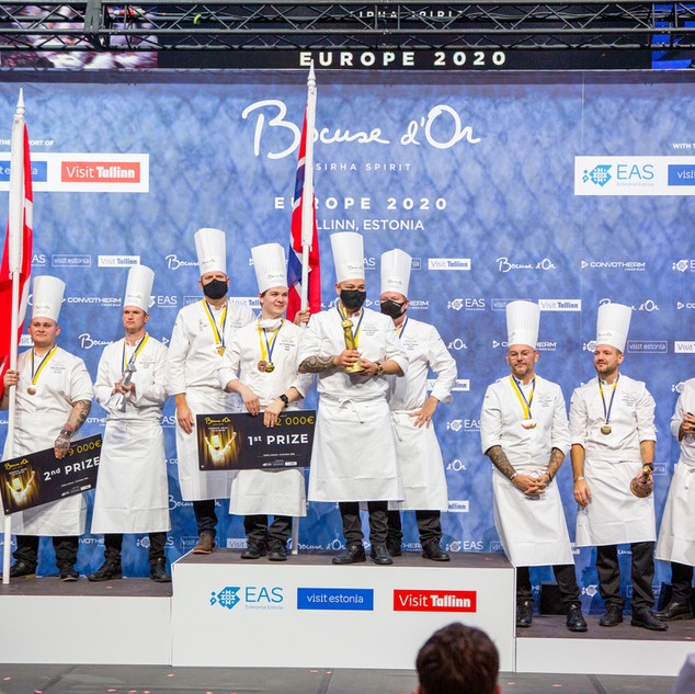 team Bocuse dOr Europe Foto Margus Johan