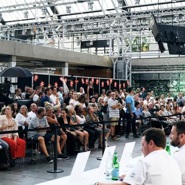 Dommere og publikum Foto_Andreas Stenmann