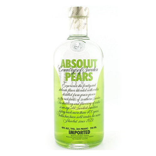 Absolut Pears 700 ml