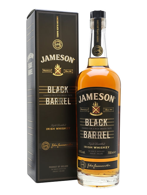 Jameson Black Barrel 700 ml
