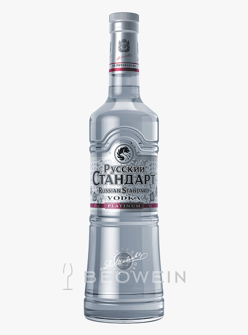 Russian Standard Platinum 1Lt
