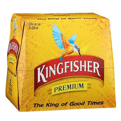 Kingfisher 330ml BTL 12