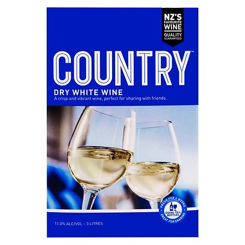 Country Dry White Cask