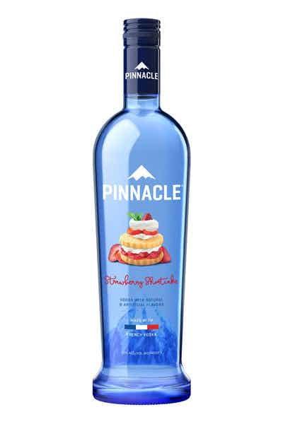 Pinnacle Strwbrry S/Cake
