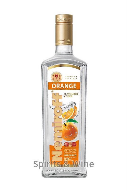 Nemiroff Orange Vodka 1Lt