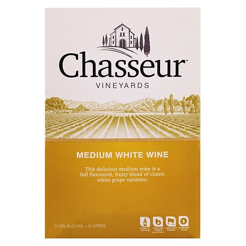 Chasseur Medium Cask