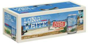 Long White V Apple Pear 10x320Can
