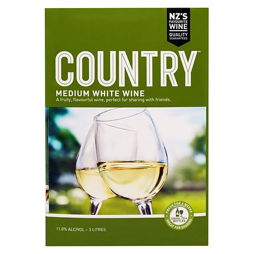 Country Medium White Cask
