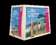 Long White Raspberry 15x320ml btls