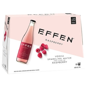 Effen Raspberry 10x330ml Bt
