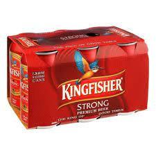 Kingfishers 7.2% 4x6x330ml Can