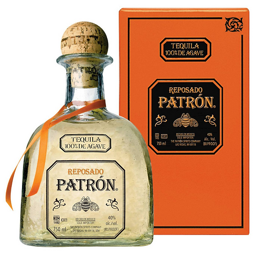 Patron Reposado 750 ml