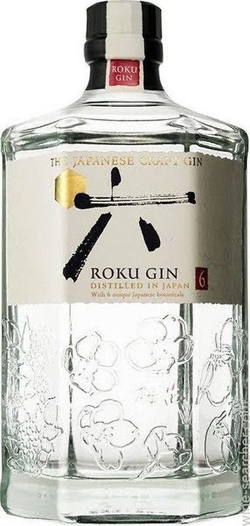 Roku Gin Full Spirits 700ml