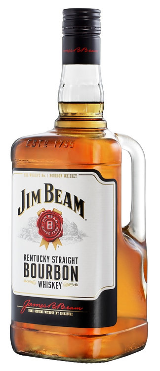 Jim Beam White 1.75Lt