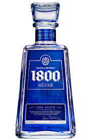 1800 Silver Tequilla 750ml