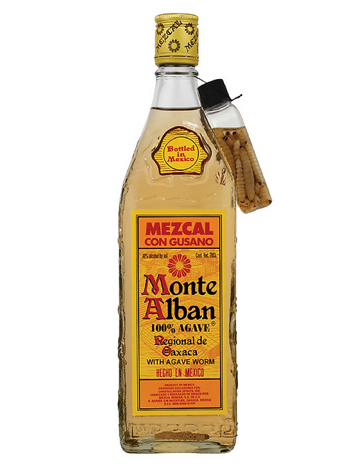 Monte Alban Tequila 700ml