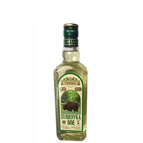 Zubrovka Vodka 500ml