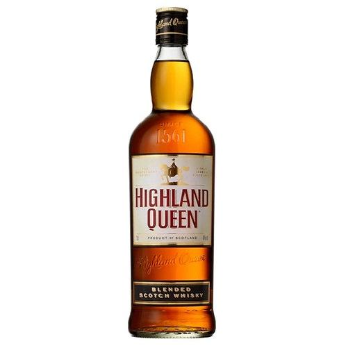 Highland Queen Whisky 40% 1 Lt