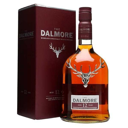 Dalmore 12YO Malt700ml