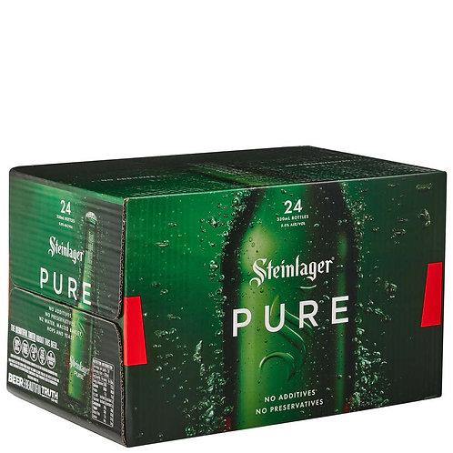 Steinlager Pure Btl 24x330ml B