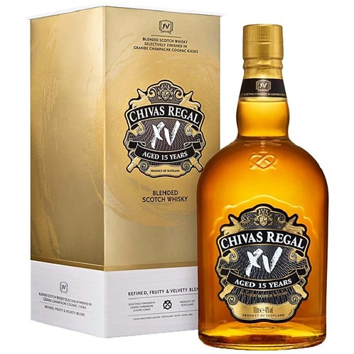 Chivas Regal XV 15yo 700 ml