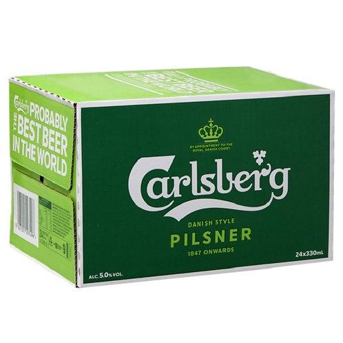 Carlsberg 330ml BTL 24pk