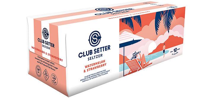 Club Setter Watermelon  10x330ml Can
