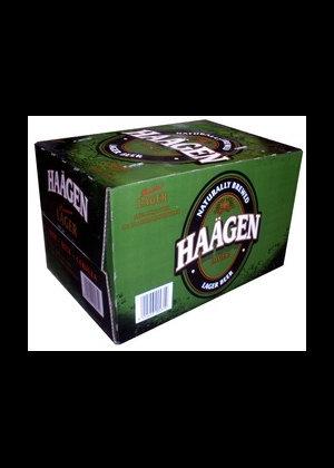 Haagen 24pk Bottles