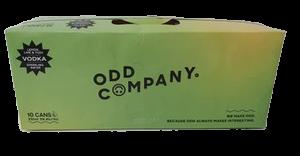 Odd Co Gin Lime/Cucumb 10x330C