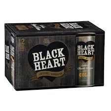 Black Heart 7% 12x250ml Can