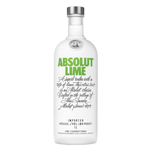 Absolut Lime 700 ml