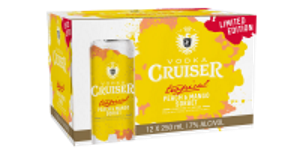 Cruiser 7% Peach/Mango 7% 12pk cans